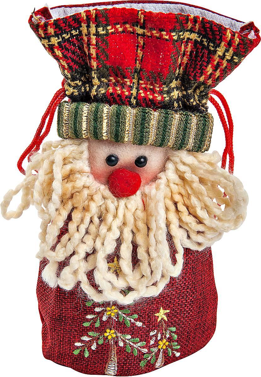 """Мешок для подарков """"""""Дед Мороз"""""""" CHL-368SN"""