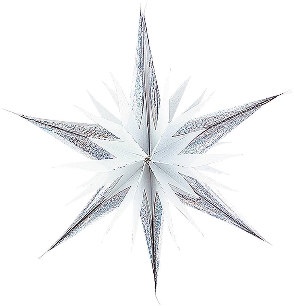 """Украшение фольгированное """"Звезда"""" Z 595"""