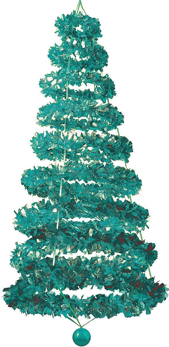 Как сделать растяжку для елки
