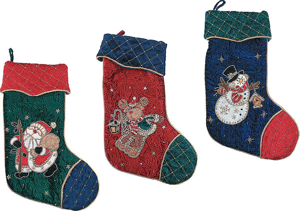 Носок для подарков NY-403