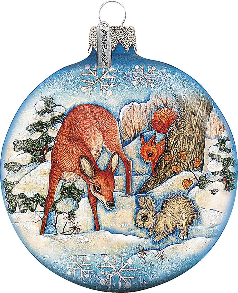 "Новогодний сувенир ""Шар"" US 73412"