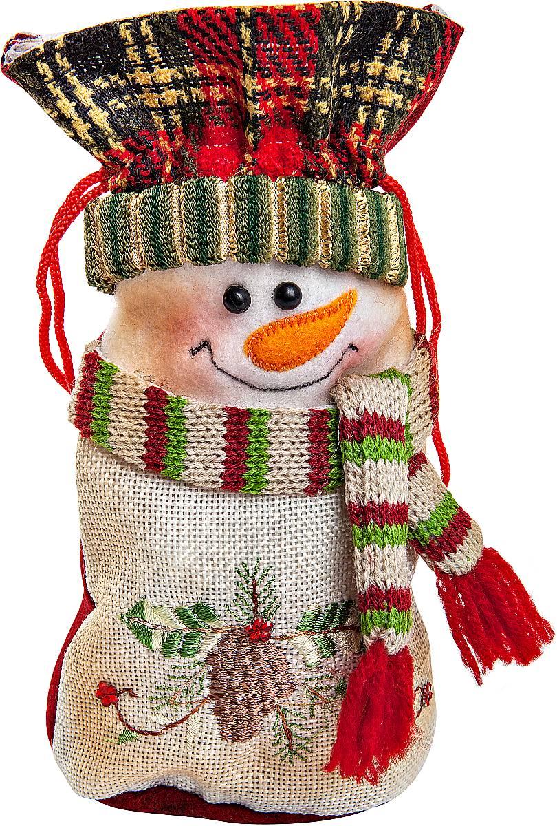 """Мешок для подарков """"Снеговик"""" CHL-368SM"""