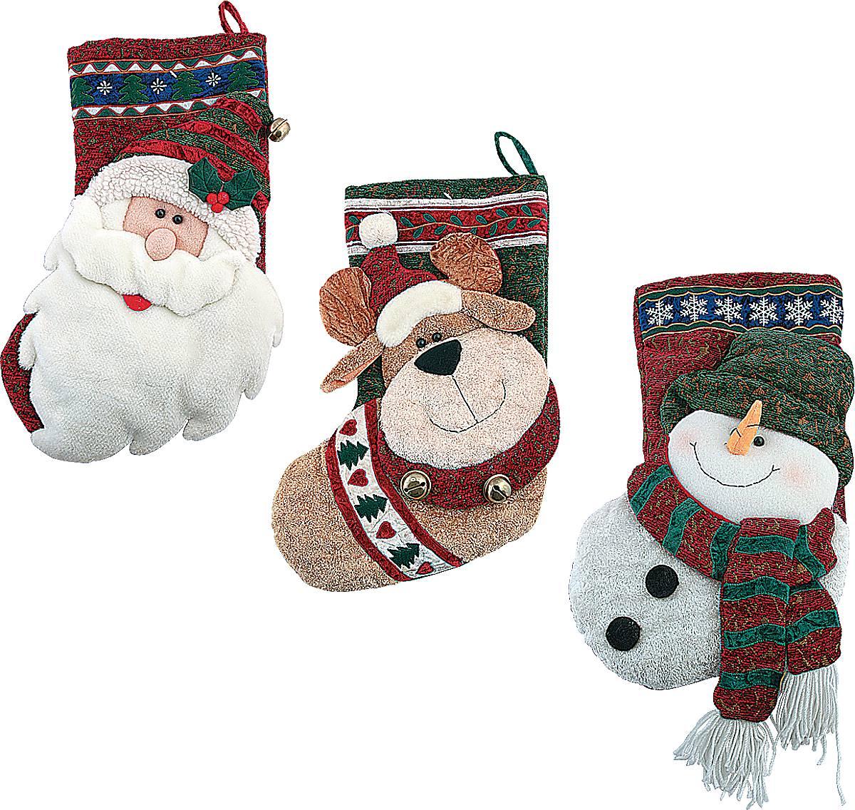 Носок для подарков NY-203
