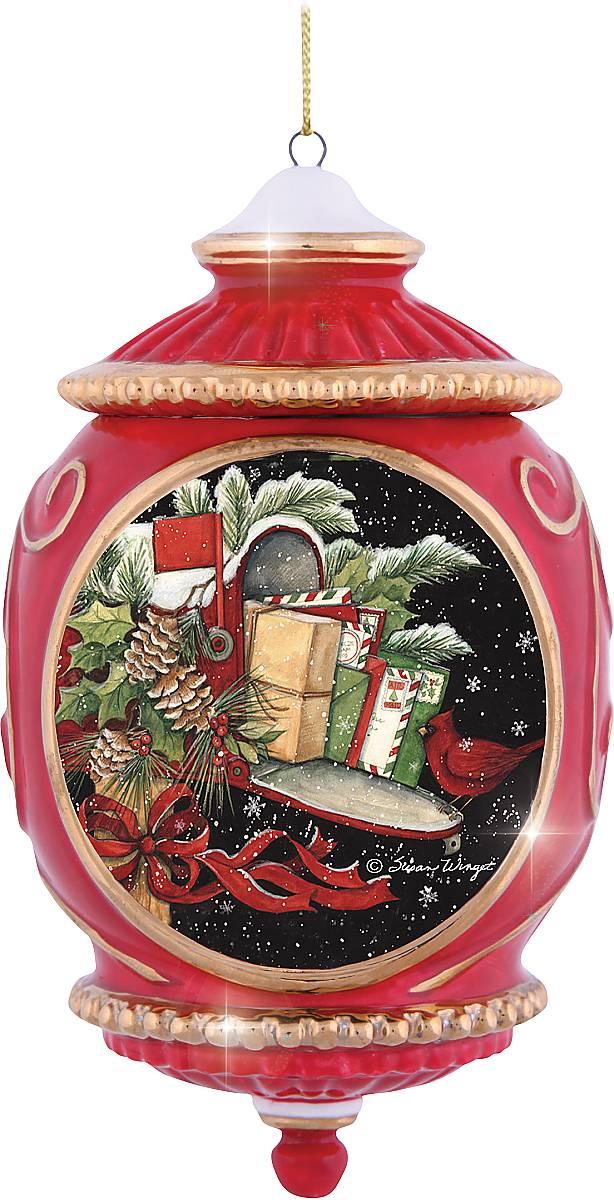 """Украшение коллекционное """"Новогодние подарки"""" US 131069"""