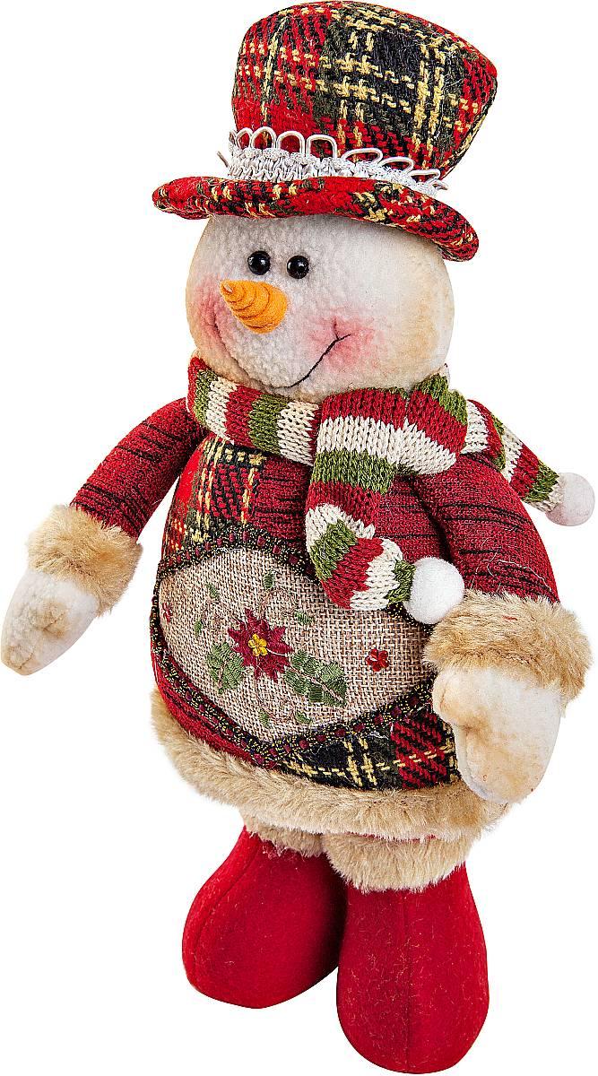 "Мягкая игрушка ""Снеговик"" CHL-500SM"