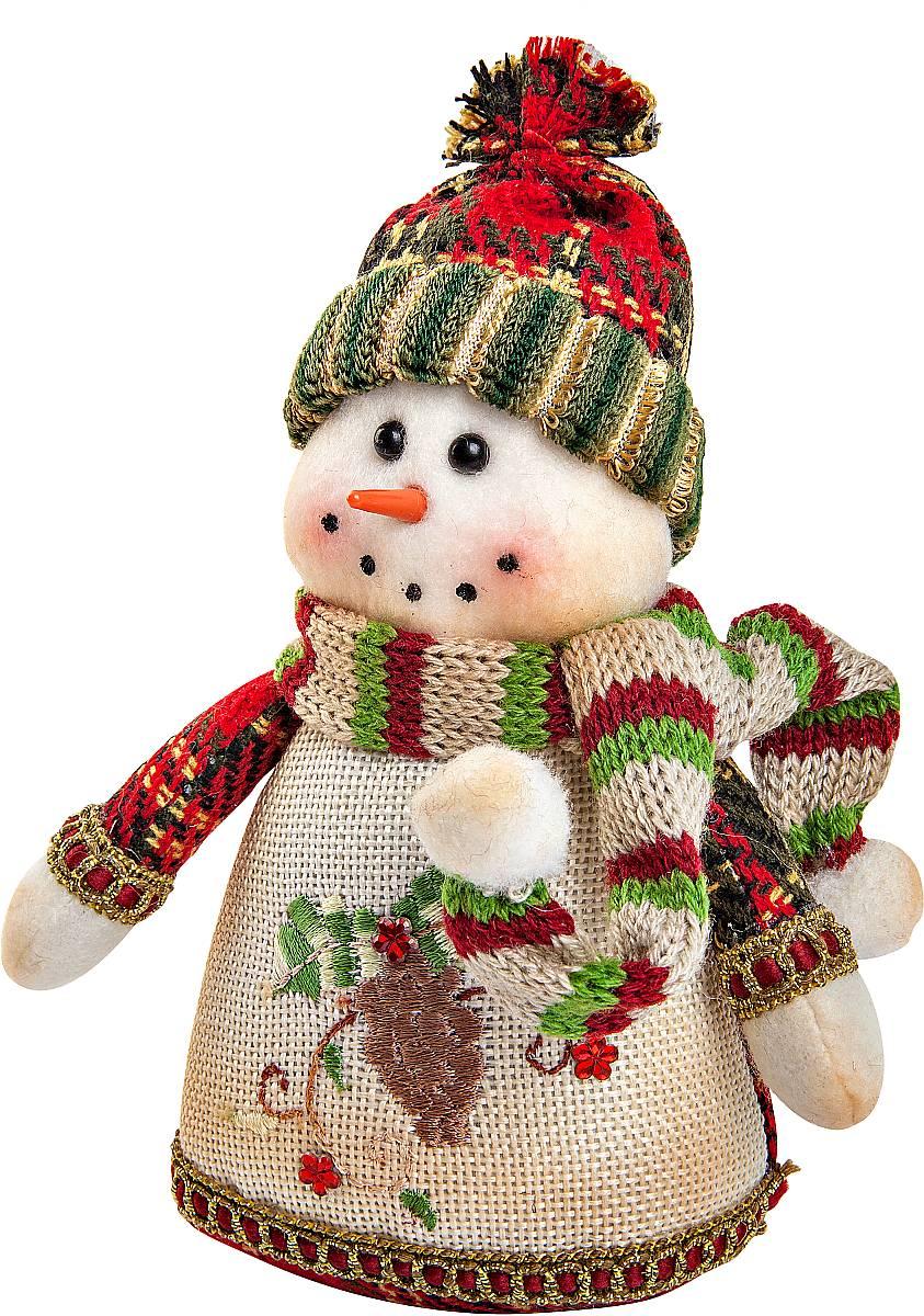 "Мягкая игрушка ""Снеговик"" CHL-320SM"