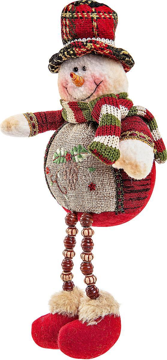 "Мягкая игрушка ""Снеговик"" CHL-504SM"