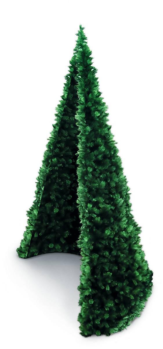 Елка половинчатая X^MAS TREE GREEN 6M/2 X^MAS TREE GREEN 6M/2