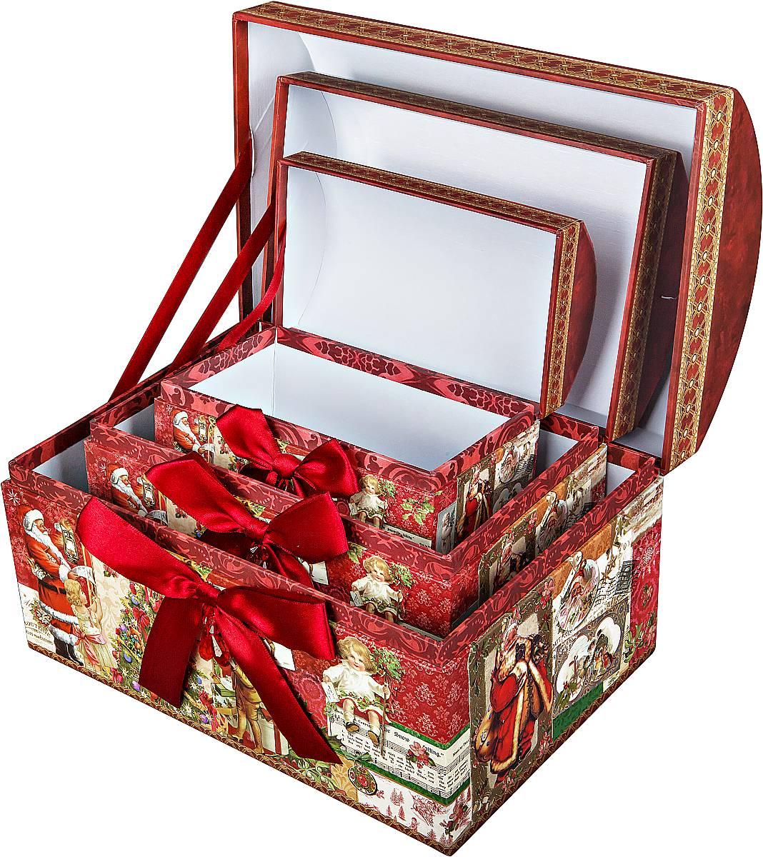 "Подарочная ""коробка ""Сундук"""" BR-B-SUNDUK-B-1,BR-B-SUNDUK-B(1,2,3)"